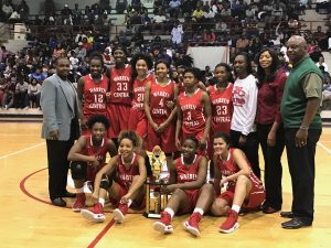 Warren Central High School, Girls' Championship winners